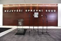 Nejvyšší správní soud v Brně (na snímku z 15. ledna 2020)