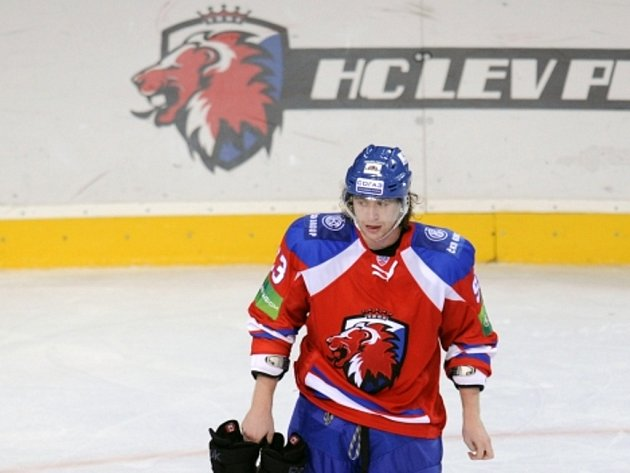 Lev opět vyhořel v zakončení. Jeden gól Jakuba Voráčka proti Slovanu nestačil.
