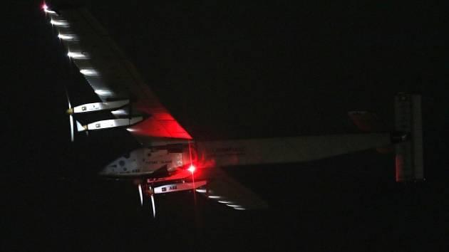 Solární letoun Impulse 2