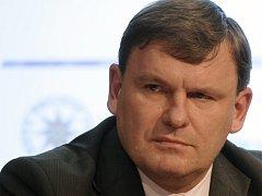 Exředitel Útvaru odhalování korupce a finanční kriminality služby kriminální policie a vyšetřování Tomáš Martinec