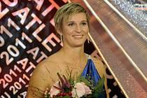 Oštěpařka Barbora Špotáková vyhrála popáté anketu Atlet roku.