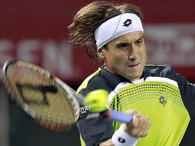 Španěl David Ferrer si jako pátý tenista zajistil Turnaj mistrů.