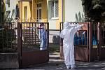 Domov pro seniory v Pezinku skončil kvůli koronaviru v karanténě