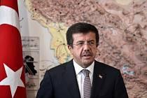 Turecký ministr hospodářství Nihat Zeybekci