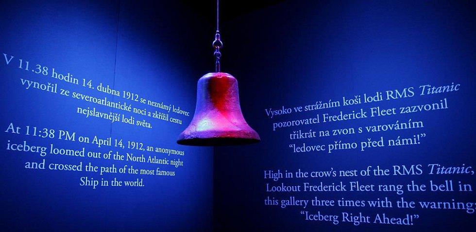Titanic - výstava artefaktů z potopené lodi