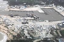 Hurikán převálcoval bahamské ostrovy