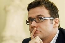 Ministr školství mládeže a tělovýchovy Ondřej Liška