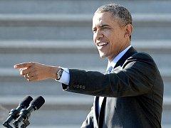 Prezident Barack Obama.