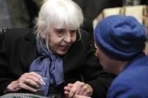 Ve věku 87 zemřela umělkyně Adriena Šimotová.