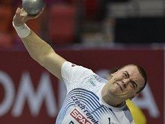 Koulař Ladislav Prášil vybojoval na HME bronzovou medaili.