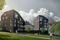 Developerská společnost AYOR development plánuje v pražských Strašnicích postavit bytový dům, jehož podoba vychází z typické siluety Českého ráje, zříceniny hradu Trosky.