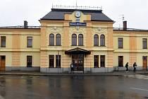 Titul nejkrásnější nádraží v letošním roce získalo nádraží Nový Jičín - město.