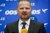 Petr Fiala, předseda ODS.