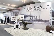 """Nová výstava v Národním technickém muzeu s názvem """"Naše moře..."""""""