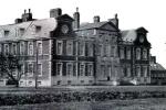 Raynham Hall na snímku z roku 1937
