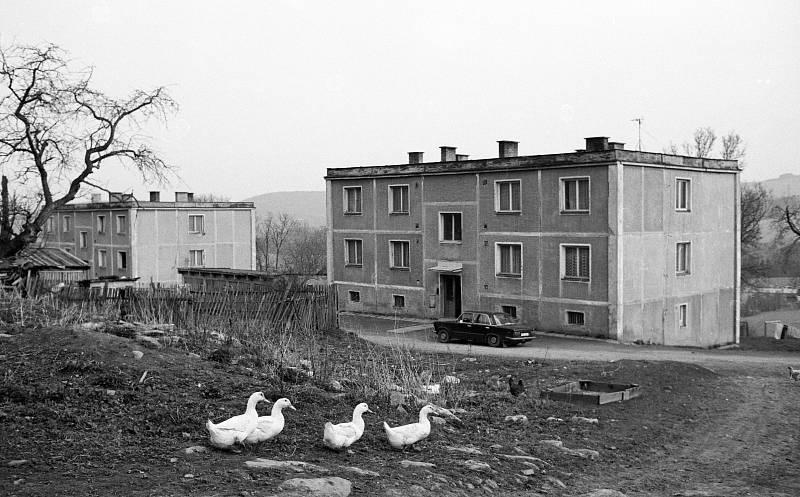 Z knihy Poslední revoluce- Ruda nad Moravou