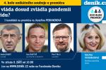 Unikátní debata Deníku s Andrejem Babišem, Ivanem Bartošem a Petrem Fialou.
