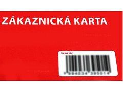 zákaznická (věrnostní) karta