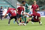Devatenáctka Sparty prohrála ve finále CEE Cupu s brazilským Palmeiras 0:2.