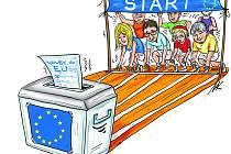 Volby do Evropské unie.