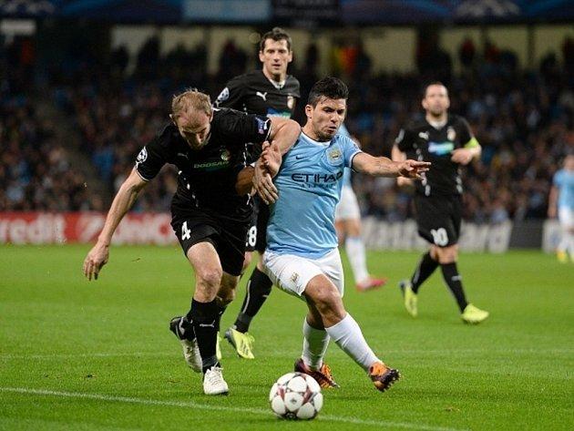 Manchester City vs. Plzeň.