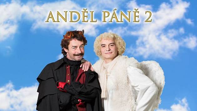 Anděl Páně 2 - promítání