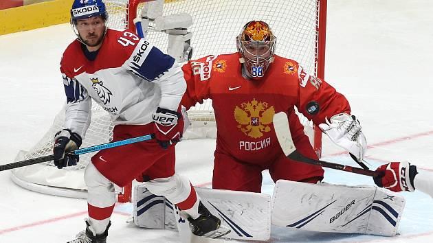 Bitva o bronz začala. Oplatí hokejisté Rusům porážku ze základní skupiny?