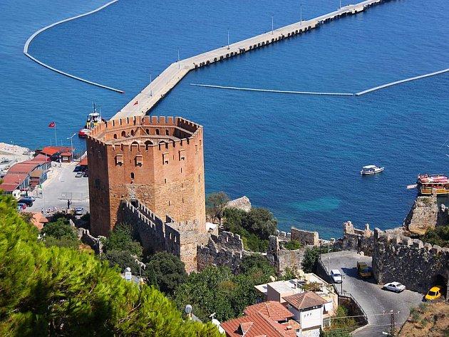 Letovisko Alanya patří mezi nejvyhledávanější turecká útočiště pro pohodovou dovolenou