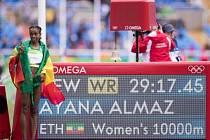 Almaz Ayanaová