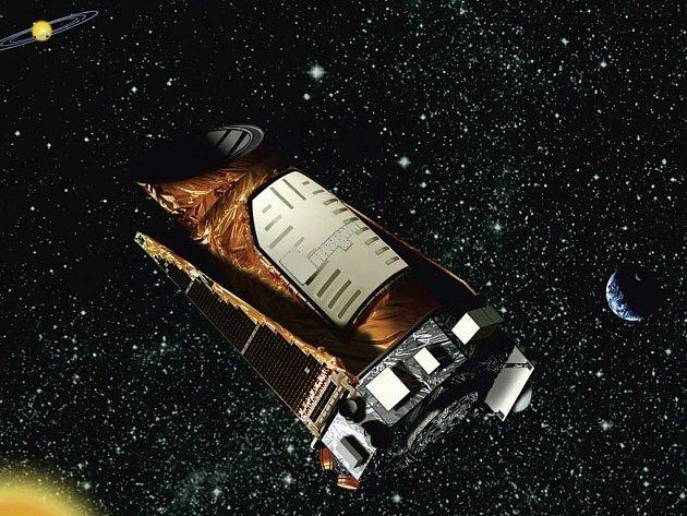 Model sondy Kepler