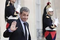 Bývalý francouzský prezident Nicolas Sarkozy na snímku z 30. září 2019