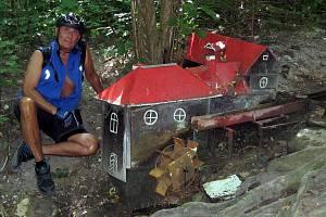Cyklotoulky Petra Novotného