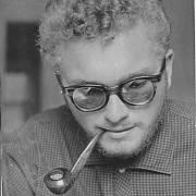 Doktor Skála jako student Fakulty dětského lékařství v Praze v roce 1960.