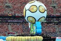 Zahajovací ceremoniál Euro 2012.
