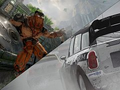 Počítačové hry Quake Champions a Dirt Rally.