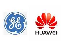 GE a Huawei