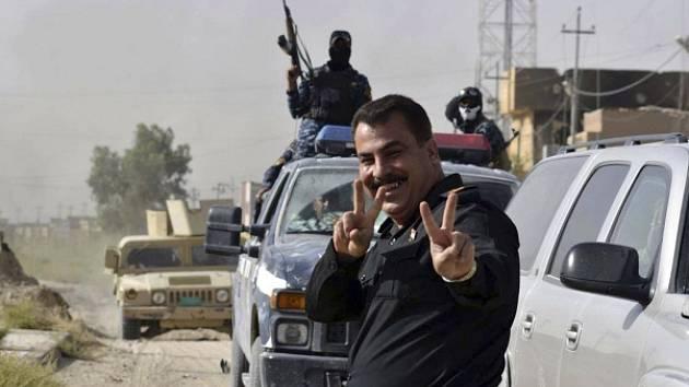 Po zhruba čtyřech týdnech od zahájení armádní ofenzivy proti Fallúdži se vládním silám podařilo proniknout do centra města a dobýt tam hlavní komplex vládních budov a nemocnici.
