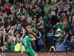 Baráž je tu: budou slavit zelení, tedy Irové?