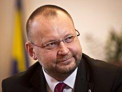 Místopředseda KDU-ČSL a Poslanecké sněmovny Jan Bartošek.