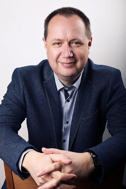Jiří Holan, ředitel Nemocnice Písek