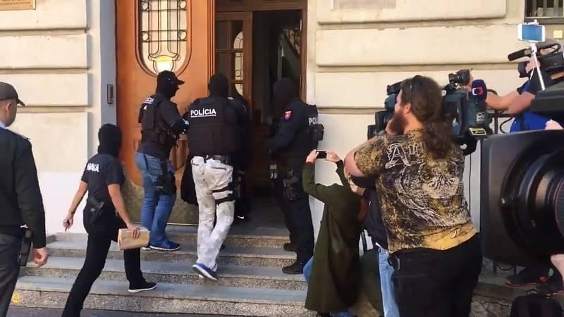 Soud o uvalení vazby na obviněné v případu vraždy novináře Jána Kuciaka