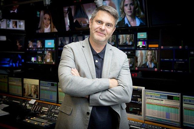 Generální ředitel televize Prima Marek Singer .