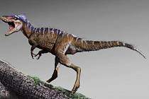 Nově objevený předek Tyrannosaura rexe dostal jméno Moros intrepidus.