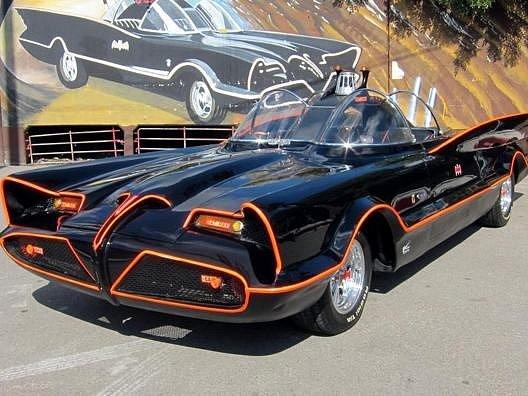 Batmobil z roku 1966