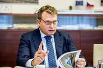 Bývalý ředitel Českých drah Pavel Krtek