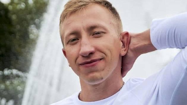Pohřešovaný běloruský aktivista Vital Šyšov (na archivním snímku), který pomáhal Bělorusům prchajícím před represemi z vlasti, byl nalezen oběšený v parku v Kyjevě