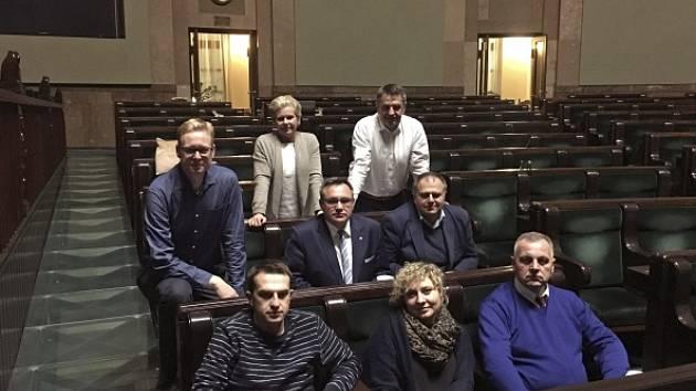 Polská opozice bude o Vánocích protestovat v parlamentu.
