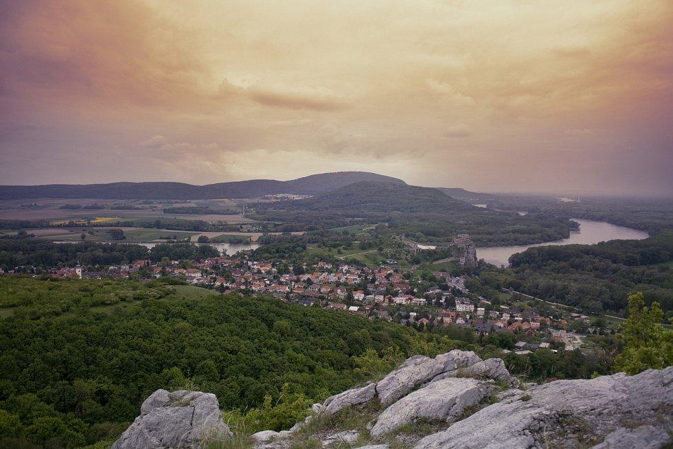 Bratislavská část Devín