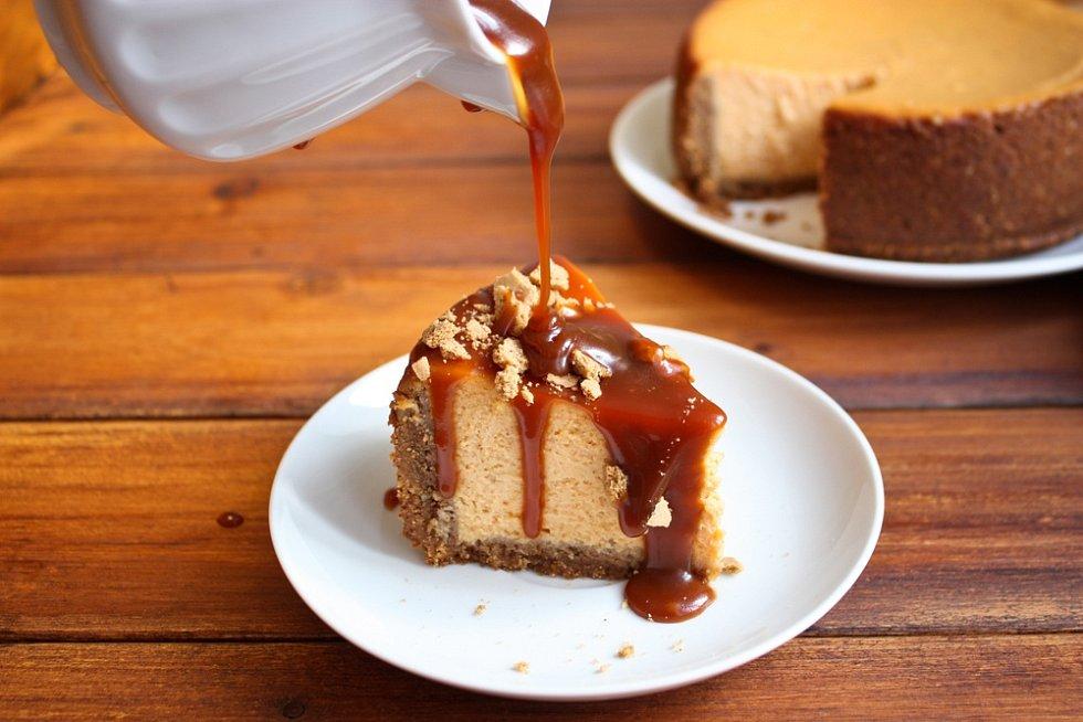 ledový cheesecake