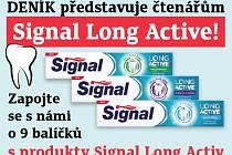 Deník představuje čtenářům Signal Long Active